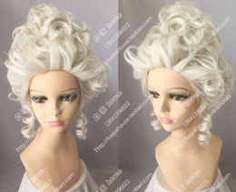 Aristocracy Queen Fashion Wig Marie Antoinette Cosplay Party Wig Hair>>>>Free shipping New High Quality Fashion Picture wig