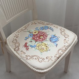 $enCountryForm.capitalKeyWord Canada - Home Chair Non-slip Coussins Coussin Almofada Thickened European Fabric Decorativos For Home Not Shrink Table Dining Chair Cushion