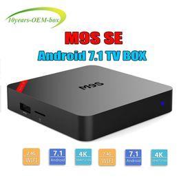 $enCountryForm.capitalKeyWord Australia - M9S SE TV Box Smart Android 7.1 RK3229 Quad Core 1GB 8GB EMMC Flash WiFi 4K 3D HDMI 2.0 Media Player BETTER TX3 X96 MINI S905W