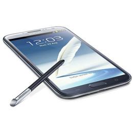 Notes Ii UK - Original Samsung Note II N7100 Refurbished Galaxy Note2 N7100 Quad Core 2GB RAM 16GB ROM Unlocked Smartphone