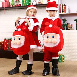 $enCountryForm.capitalKeyWord Australia - Europe and the United States Winter Christmas Children's Clothing Halloween Performance Costume Fashion Santa Costumes Play Children's Wear