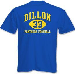 Dillon Panthers Futbol - Erkek Komik Cumartesi Gecesi Canlı Tişört Amerikan Şovu indirimde