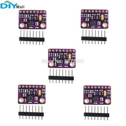 compass module Canada - 5pcs lot GY-91 MPU9250 BMP280 10DOF Acceleration Sensor Gyroscope Compass Module for Arduino