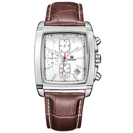 Chinese  Original Watch Men Top Brand Luxury Quartz Military Watches Genuine Leather Dress Wristwatch Mens Clock Relogio Masculino manufacturers