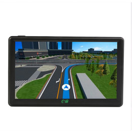 Gps Hd Australia - New 7 Inch Car GPS SAT NAV Navigation Car DVR FM MP4 Video Audio Player HD Screen+ Free Map