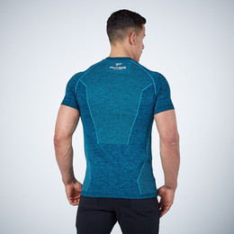 $enCountryForm.capitalKeyWord NZ - 2018 Mens Gyms Clothing Fitness Compression Base Layers Under Tops T-shirt Running Crop Tops Skins Gear Wear Sports Fitness