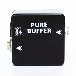Mini Effects Pedals Australia - Mosky Pure Buffer Guitar Effect Pedal Mini Size Electric Guitar Pedal