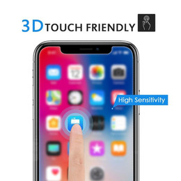 $enCountryForm.capitalKeyWord Australia - For iPhone 6 Tempered Glass Screen Protector For iPhone 4 4s 5 5s 6 7 7 Plus 8 Plus Xr Xs Max