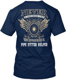 $enCountryForm.capitalKeyWord NZ - Quality Pipe Fitter Helper Standard Unisex T-Shirt (S-3XL) T-shirt Men Male Casual Custom Short Sleeve Plus Size Team T Shirts