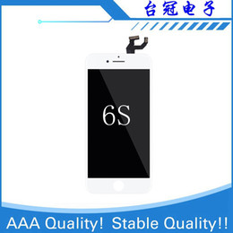 iphone pixels NZ - For iPhone 6 6S LCD With 3D Force Touch Screen Digitizer Assembly Display No Dead Pixel Free Shipping