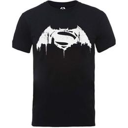 634745c77 Superman T Shirts Canada - Mens T-shirt Black Medium DC Comics V Superman  Beaten