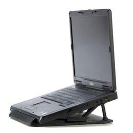 Venta al por mayor de GTFS-Universal portátil ergonómico ajustable Swival Cooling Pad para soporte PC portátil portátil PC
