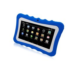 $enCountryForm.capitalKeyWord UK - 7 inch Kids Tablet Android Quad Core A33 8GB Child learning tablets 1024*600 Children Education Games BabyPAD Birthday Gift