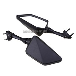 China Motorcycle Rearview Side Mirrors for Street Sports Bike Chopper Cruiser 8mm supplier chopper bikes suppliers