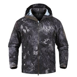 Chinese  Shanghai Story Top Quality TAD GEAR SPECTRE HARDSHELL Jacket Outdoor Military Tactical Waterproof Windproof tech Jackets 9 color manufacturers