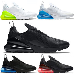 Chinese  270 Running Shoes For Men Women 270s Betrue Hot Punch Oreo Triple Black White Teal Photo Blue Designer Trainer Sport Sneakers Free Shipping manufacturers