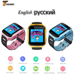 safety gps tracker UK - TOMUSSIC 2018 Q529 Smart Baby Watch Compatible IOS & Android SOS Call Watches Anti-Lost GPS Tracker Smart Watch for Kids Safety