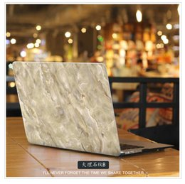 apple laptop shell case NZ - Marble-12 Oil painting Case for Apple Macbook Air 11 13 Pro Retina 12 13 15 inch Touch Bar 13 15 Laptop Cover Shell