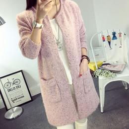 99c147d3fc Design Sweater Female Canada - 2018 New Fashion Autumn Spring Cardigan  Sweater Women Casual Warm Long