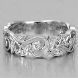 $enCountryForm.capitalKeyWord NZ - choucong Peacock tail Design Female ring Diamonique cz Rose Gold 925 Sterling silver Engagement Wedding Band Ring for women Gift