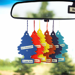 outlet tablet 2019 - Air fresh car scent pendant car incense tablets car accessories outlet perfume pendant aroma tablets Car-fresher