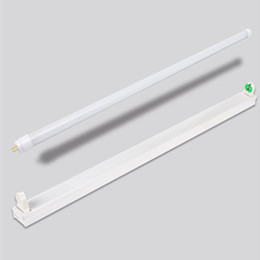 tube lights wholesale NZ - T5 Tubes Compatible All Electronic Ballasts Light 2ft 3ft 4ft 5ft AC85-265V PF0.9 90-100LM G5 Single Lamp Bulb Direct from Shenzhen China