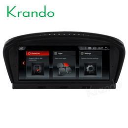Bmw tuners online shopping - Krando Android car dvd audio with gps entertainment for BMW Series E60 navigation multimedia player