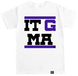 Drake T Shirts NZ - It G Ma Keith Ape T Shirt Asap Ferg Trap Edm Underwater Squad Drake Hip Hop Rap T-shirt For Men Swag Custom Short Sleeve Valentine's Plus Si