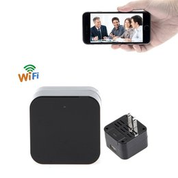 $enCountryForm.capitalKeyWord Canada - HD 1080P WIFI Camera AC Plug Camera USB Wall Charger Mini DVR Network DV Security Camera Video Recorder Support iPhone Android Smartphone