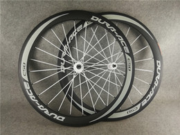 Wholesale dura ace c50 clincher bicycle rims wheels 700c Road Bike racing Wheelset Bicycle Wheel Carbon Race Wheels