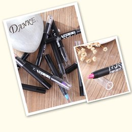 $enCountryForm.capitalKeyWord UK - New Arrival Water-Resistant Glitter Eyeshadow Stick Cosmetic Makeup Pearl Eye Shadow Pencil Pen Blush Sticks
