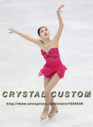 $enCountryForm.capitalKeyWord NZ - Custom Figure Skating Dresses For Girls Fashion New Brand Competition Ice Skating Dress DR3348