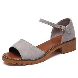 New Summer Women Sandals Sweet Flats Comfortable Beach Sandals Flip Flops  Casual Summer Shoes Fashion Footwear For Ladies b3d2776f55fe
