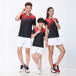 $enCountryForm.capitalKeyWord NZ - New Badminton t-shirt Male Female ,sports table tennis shirt ,tennis jersey sportswear clothes,Tennis t shirts ,pingpong Tshirts Y1893006
