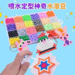 Learning For Infants NZ - puzzle scrabble educational games learning crafts iq toys aquabeads hama beads 5 mm fuse perler for Adults DIY children Infant