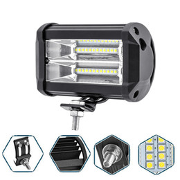 4x4 Atv Headlights NZ - LED Work Light Offroad Tractor Truck 4x4 SUV ATV Motorcycle Headlight Fog Lamps 12V 24V 48W LED Work Lamp for Auto Tructor