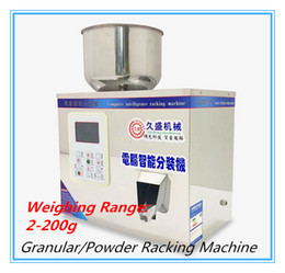 Machine for filling online shopping - Food Automatic Racking Machine g V V Intelligent Weighing Filling Machine Subpackage Device for Granular powder