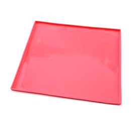 Discount swiss rubber - Wholesale- Nonstick Baking Pastry Tools Silicone Baking Pad Kitchen Tools Silicone Mold Swiss Roll Mat Baking Tools Rand