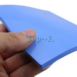 Discount cpu pieces - vga fan 1 Piece Gdstime 100 5 GPU CPU Heatsink Cooling Conductive Silicone Pads 100x100x5mm VGA Fan Thermal Pad 5mm Thic