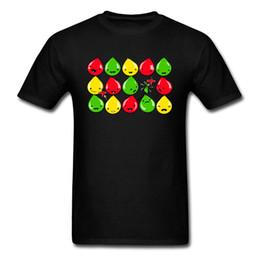 $enCountryForm.capitalKeyWord UK - Red Green Yellow Cartoon Print T Shirts Men Funny Design Full Cotton Basic Tshirt Hot Sale Its All Fun Games Until Student Tees