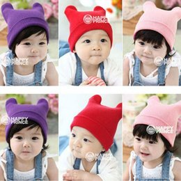 16120d0d Spring Autumn Winter Warm Cotton Baby Hat Caps Girl Boy Toddler Infant Kids  Lovely Beanies