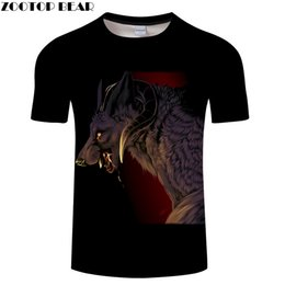 $enCountryForm.capitalKeyWord Australia - Snake 3D tshirts Wolf t shirt Men Women t-shirt Funny Tee Anime Top Streatwear Short Sleeve Tee Hot Hip Hop DropShip ZOOTOPBEAR