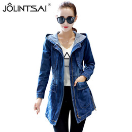 786c43ef3 Shop Plus Size Denim Hooded Jacket UK