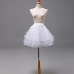 $enCountryForm.capitalKeyWord NZ - Short Petticoat White Black Red Bridal Accessories Wedding Prom Dress Petticoats New Arrival