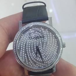 nice watch brands 2019 - Hot new style women dress watch luxury brand stainless steel rose gold women rhinestone watches casual Lady Bracelet Qua