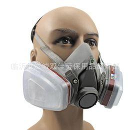 $enCountryForm.capitalKeyWord Australia - New Paint Formaldehyde Dust Spray Filter Pesticide Prevention Activated Carbon Half Face Masks Antivirus Mask High Quality 19 8pf aa