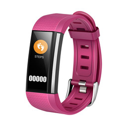 Pink boxes watches online shopping - Smart Bracelet M200 Fitness Tracker Wristband Smart Watch with Heart Rate Step Counter Activity Monitor Band in Retail Box