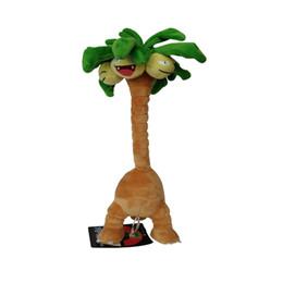 "$enCountryForm.capitalKeyWord UK - Hot Sale 14.9"" 38cm Exeggutor Pikachu Plush Animals Stuffed Doll Toy For Kids Best Holiday Gifts"