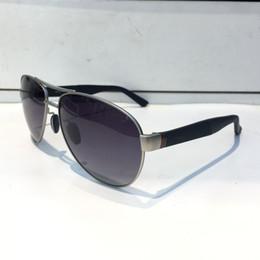 $enCountryForm.capitalKeyWord NZ - Luxury 2229 Sunglasses For Men Design Fashion Wrap Sunglass Light and Comfortable Pilot Frame Carbon Fiber Legs Summer Style Top Quality