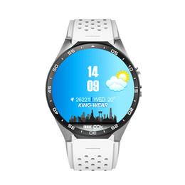 Smartwatch Gps Wifi Camera Australia - KW88 3G WIFI Smartwatch Cell Phone Bluetooth Smart Watch Phone Android 5.1 SIM Card Camera Heart Rate Monitor GPS Watch